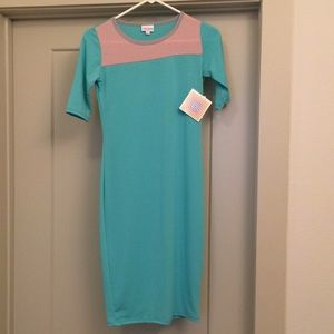 XXS LuLaRoe Julia Dress NWT
